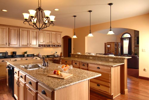 Granite-Kitchen-Countertop-Brown.jpg Superb Stone